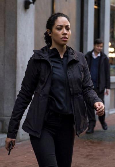 Finola Has a Plan - Debris Season 1 Episode 5