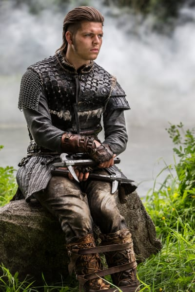 Ivar Contemplates - Vikings Season 5 Episode 1