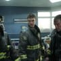 Looking Glum - Chicago Fire Season 3 Episode 19