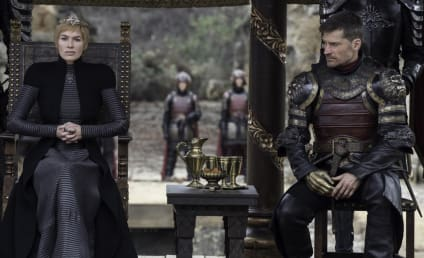 Game of Thrones Finale Photos: A Meeting Years In The Making