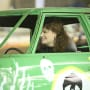 Brennan Smiles Behind the Wheel - Bones Season 12 Episode 9
