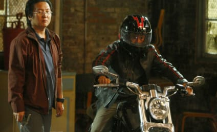 Masi Oka Previews Volume Four