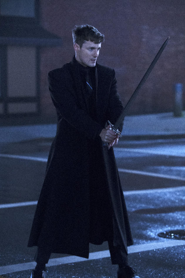 Gideon's Ready to Fight - Once Upon a Time Season 6 Episode 22