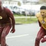 On Your Mark... - The Flash Season 3 Episode 12