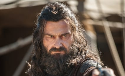 Black Sails Exclusive: Who's Playing Blackbeard on Season 3?