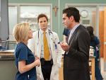 Nurse Jackie Season Finale Scene