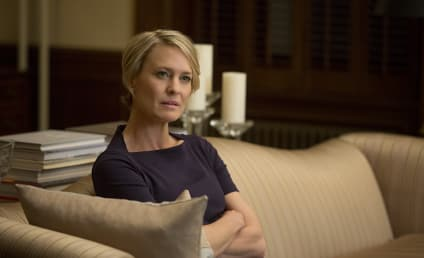 Robin Wright Breaks Silence on Kevin Spacey Scandal
