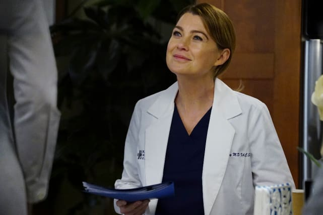 Peak Professionalism - Grey's Anatomy Season 13 Episode 15