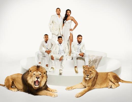 The Lyons Empire Season 2 Cast Photo