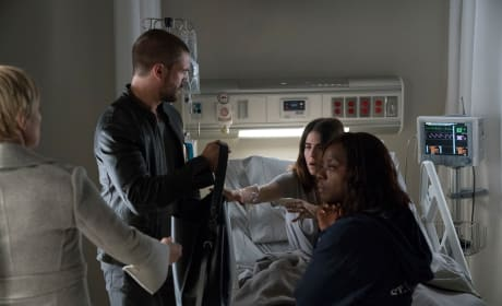 Don't Mess With Evidence - How to Get Away with Murder Season 4 Episode 9