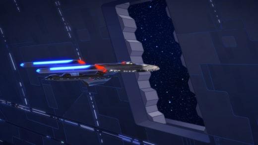 On Their Way - Star Trek: Lower Decks Season 2 Episode 10