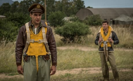 Yossarian and Nately Together - Catch-22 Season 1 Episode 4