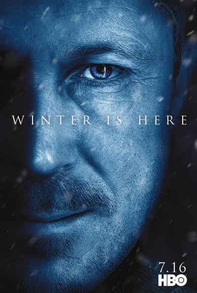 Littlefinger Season 7 Poster - Game of Thrones
