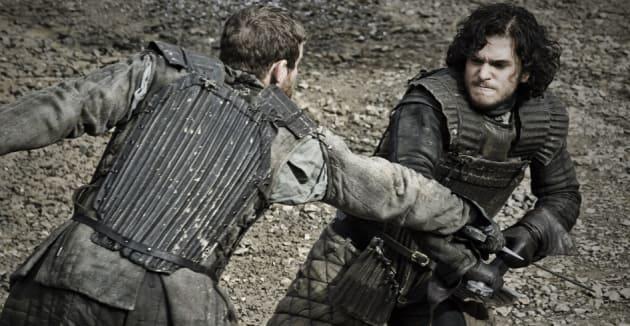 Jon Snow Training