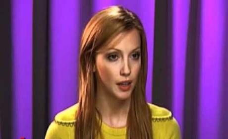Gossip Girl: Katie Cassidy Interview