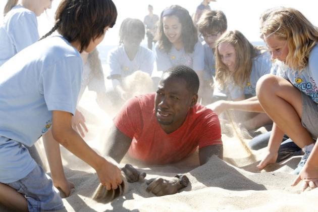 Burying Winston