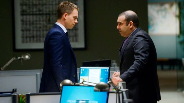 Confrontation on Suits