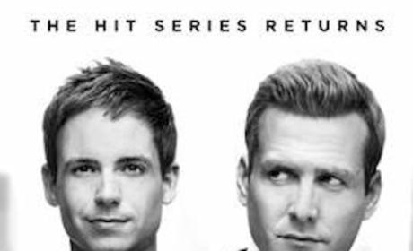 Suits Season 2.5 Poster