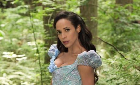 Dania Ramirez as Cinderella - Once Upon a Time