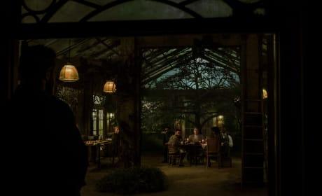 Interrupting the Meal - American Gods Season 2 Episode 7