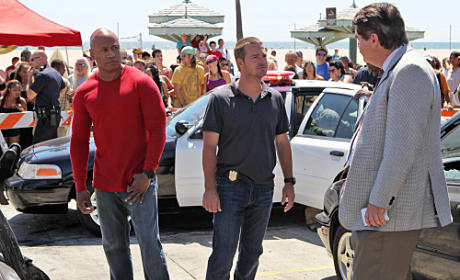 Callen on the Case
