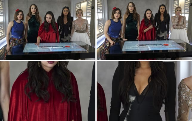 Seeing red pretty little liars s6e10