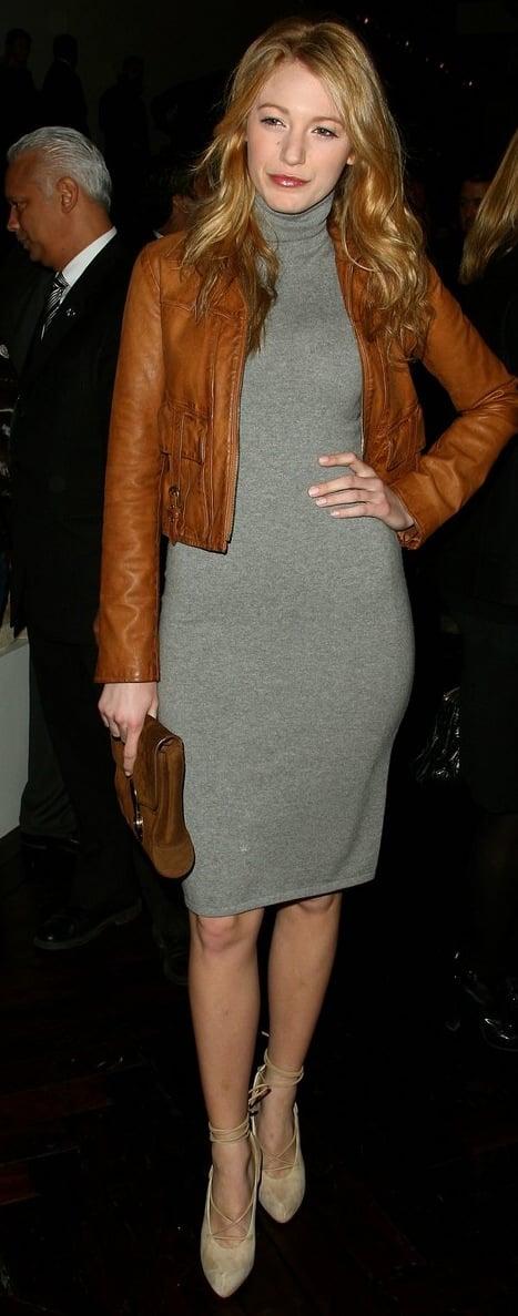 Sexy Sweater-Dress