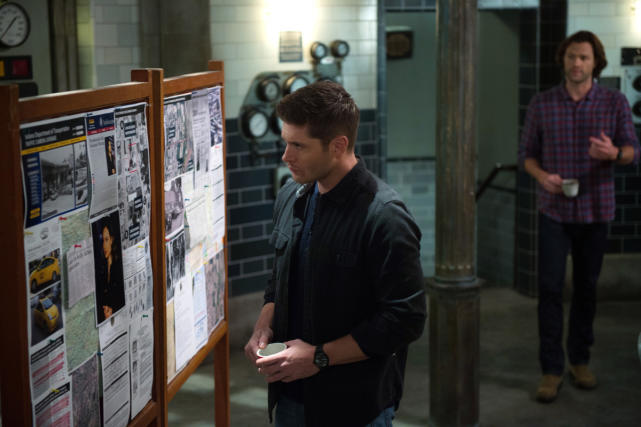 On the hunt for Lucifer's baby - Supernatural Season 12 Episode 10