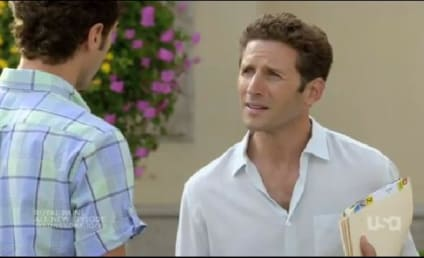 "Royal Pains Episode Teaser: ""My Back to the Future"""