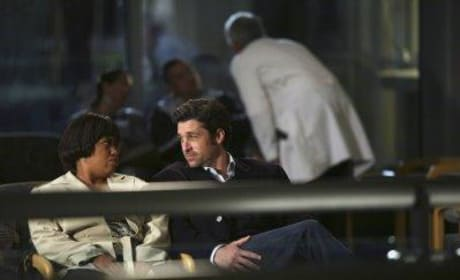Derek and Miranda