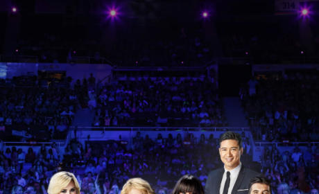 The X Factor Season 3 Team