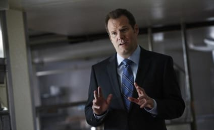 Jack Coleman Snags Role on Scandal