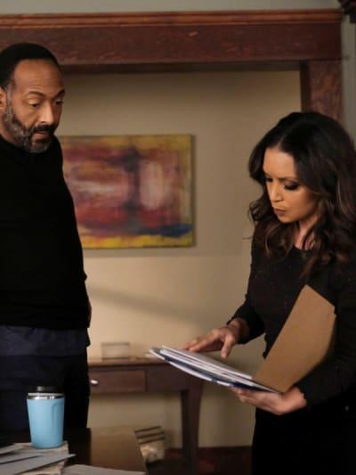 New Case - The Flash Season 7 Episode 13