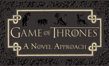 "Game of Thrones: A Novel Approach to ""The Prince of Winterfell"""