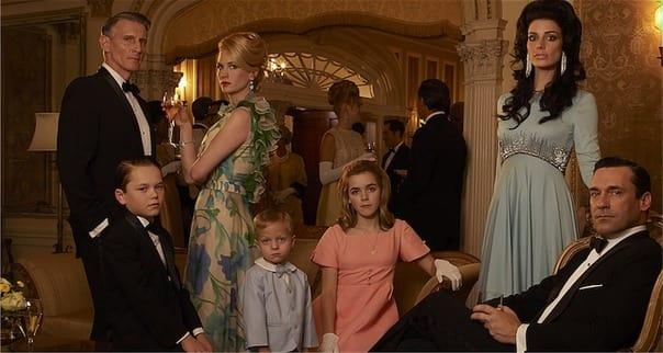Pibterest Cast Ideas For Kids: Mad Men Promotional Photos: Glamorous... Revealing?