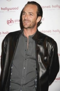 Luke Perry Explains 90210 Absence