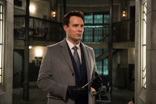 Mr. Ketch returns - Supernatural Season 12 Episode 22