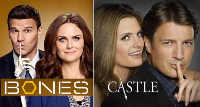 Bones vs. Castle
