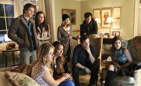 Core Couples of PLL Watch TV