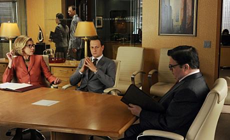 The Good Wife Season 4 Scene