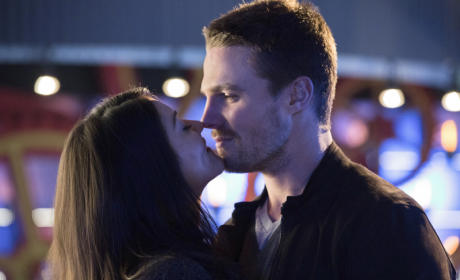 Oliver Dates Detective McKenna