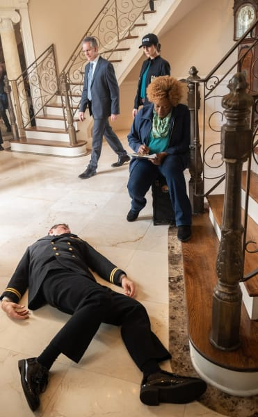Death at the Gala - NCIS: New Orleans Season 5 Episode 19
