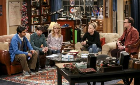 The Gang Gives Advice - The Big Bang Theory Season 10 Episode 16