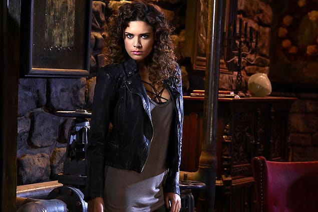 Zed the Psychic - Constantine Season 1 Episode 1