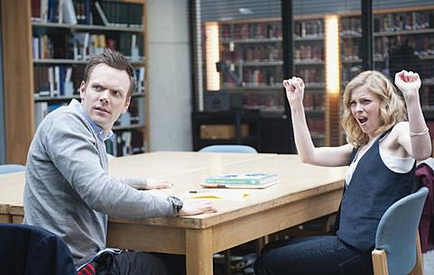 Jeff and Britta