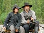 Cullen and Mei - Hell on Wheels