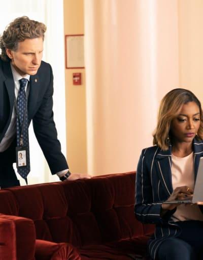 Working Together - Madam Secretary Season 5 Episode 15