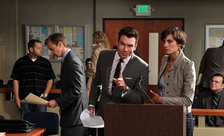 Pete In Court