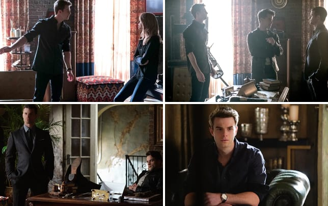 Sibling rivalry the originals