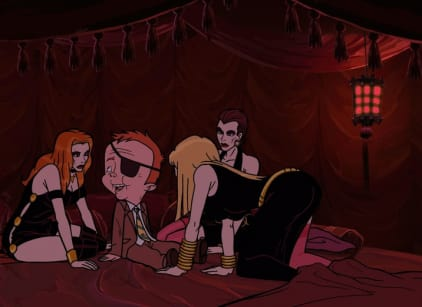 Watch Venture Brothers Season 4 Episode 15 Online